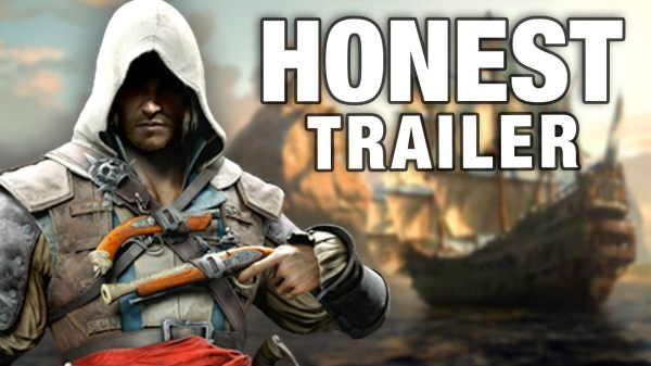 Nerd Reactor | Honest Game Trailers does Assassin's Creed ...