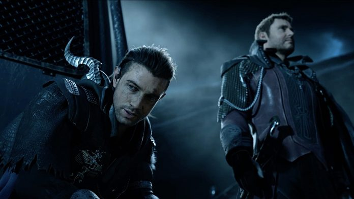 Poster do filme Kingsglaive: Final Fantasy XV