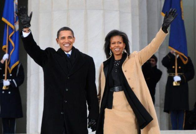 História de Michelle Obama