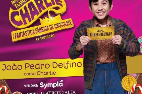 Charlie e a Fantástica Fábrica de Chocolates