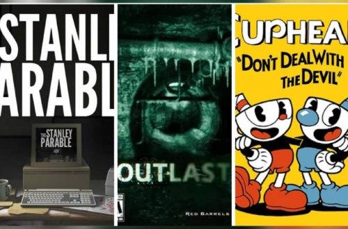 7 games indie