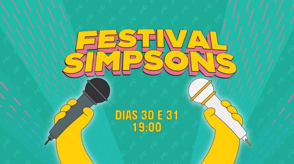 Festival Simpsons - Nerd Recomenda