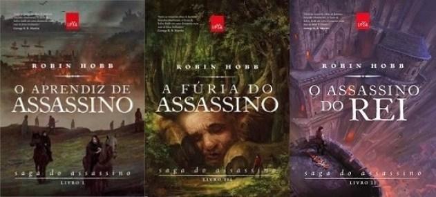 saga do assassino robin hobb