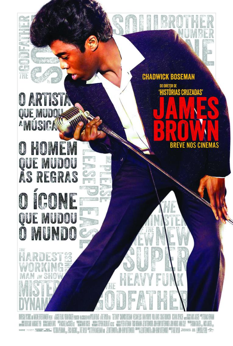 chadwick james brown