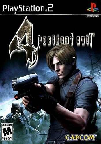 2005 resident evil 4