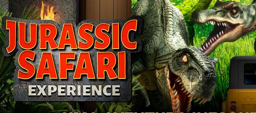 Jurassic Safari - Nerd Recomenda