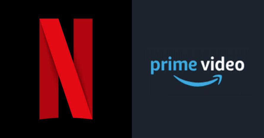 netflix e prime video