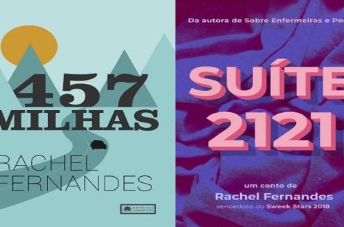 Rachel Fernandes - Nerd Recomenda