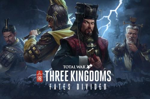 Three Kingdoms - expansão de Total War