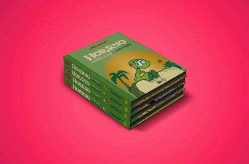 Horácio Completo, tirinhas de Mauricio de Sousa, são lançadas em compilado pela editora Pipoca & Nanquim