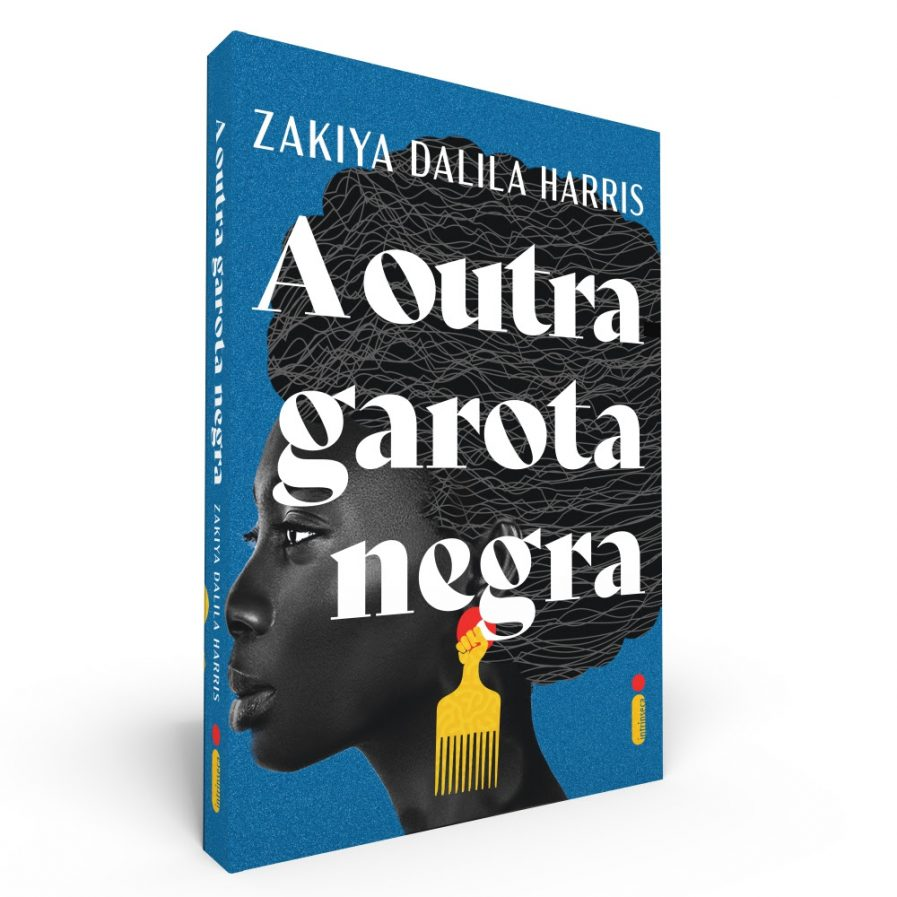"Livro ""A Outra Garota Negra"", de Zakiya Dalila Harris"