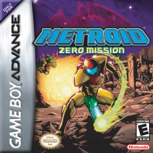 Metroid 1 remade: Zero Mission