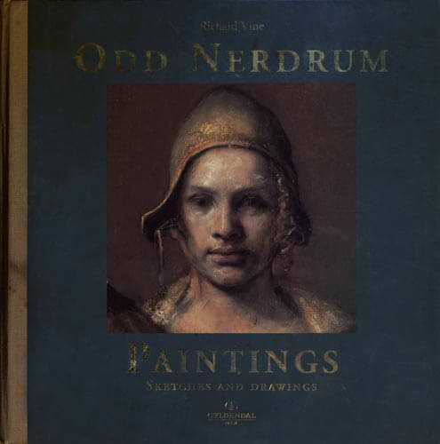 Odd Nerdrum Paintings, sketches and drawings