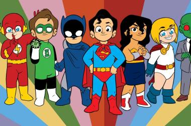 Characters © DC Comics · Creative content © Yale Stewart