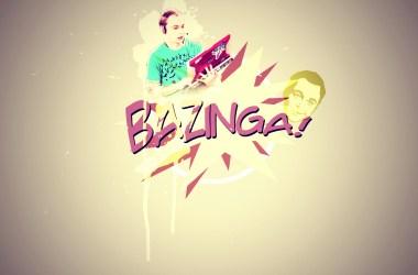 Bazinga by KlarisaG