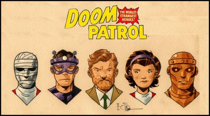 The Doom Patrol