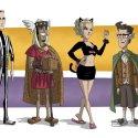The Big Bang Theory 9 via deviantart.com by OtisFrampton