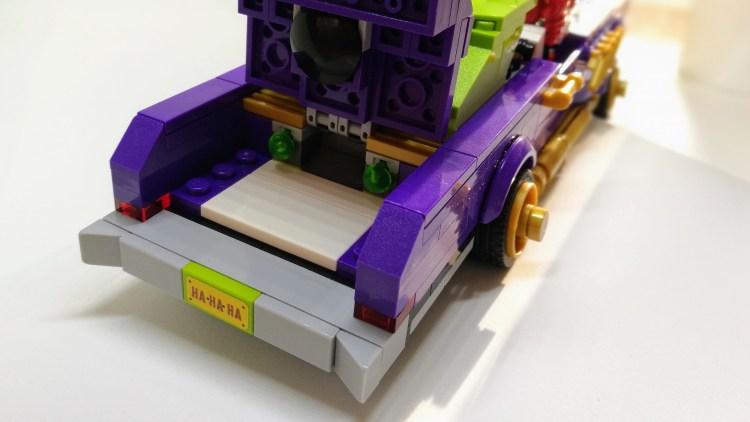 Jokers Lowrider Lego Heck