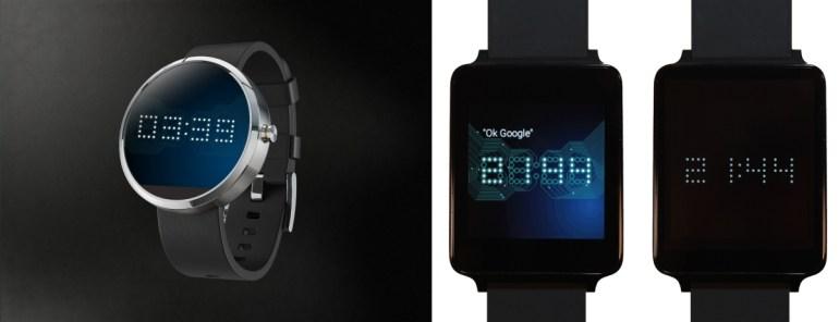 Wear Time Circuit