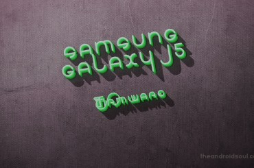 Galaxy J5 firmware