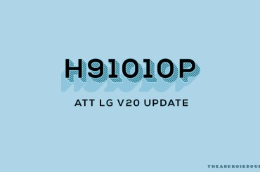 AT&T V20 update H91010P