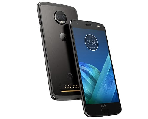 moto z2 force at&t