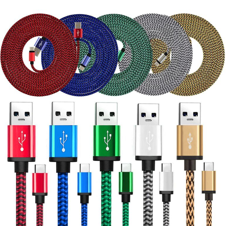 usa type c cables