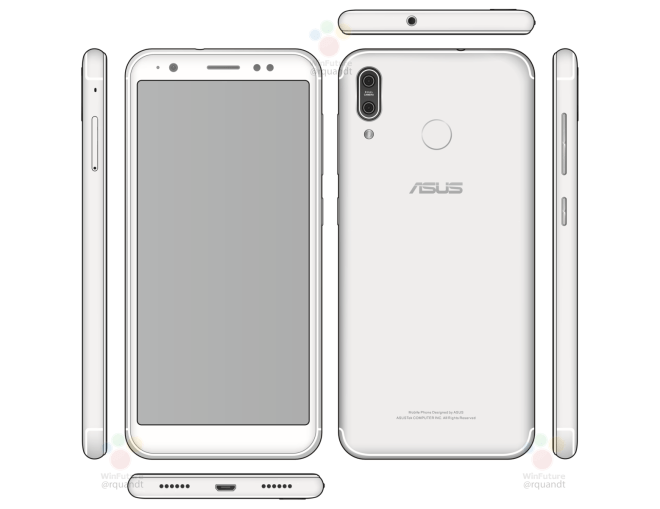 ZenFone 5 diagram