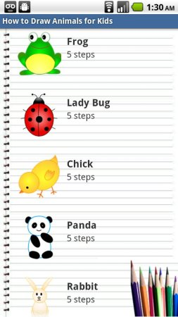 Draw Animals 2
