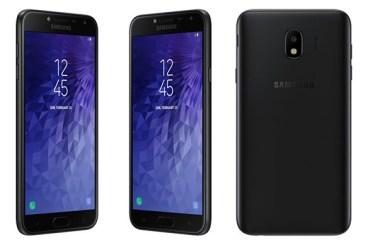Samsung Galaxy J4 Firmware