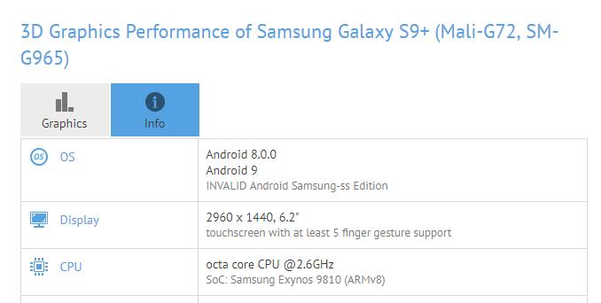 Galaxy S9 pie update unofficial