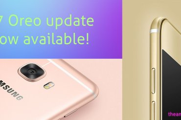 Galaxy c7 Oreo update rollout