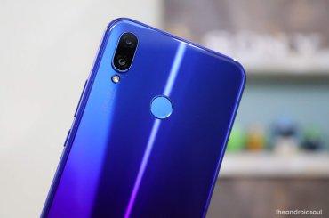 Huawei Nova 3i smartphone