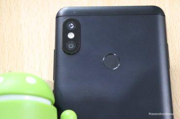 Redmi Note 5 Pro MIUI 10