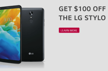 LG Stylo 4 Sprint deal