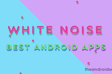 Best White Noise Android Apps