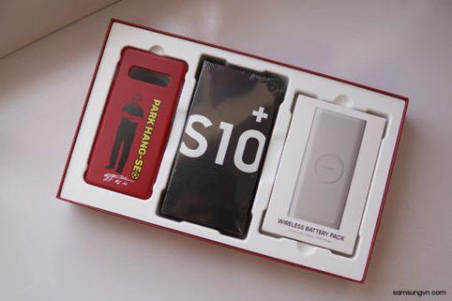 Samsung Galaxy S10+ Prism Silver (2)