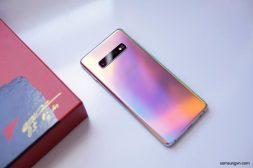 Samsung Galaxy S10+ Prism Silver (7)