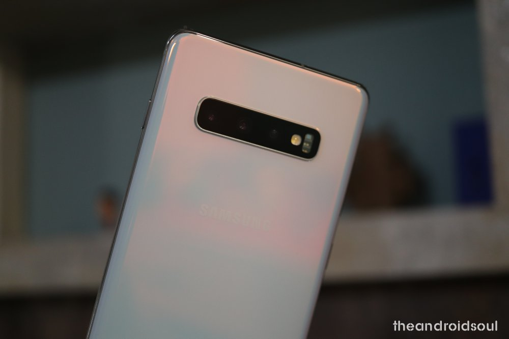 Galaxy S10 Bluetooth issues