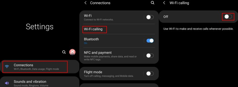 How to fix Wi-Fi calling pop-up on Android 9 Pie update on ...