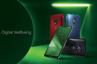 moto g7 call screen