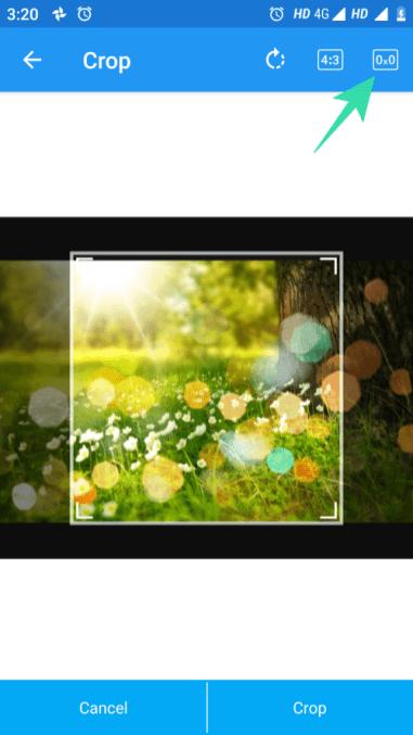 Crop photos for facebook 04