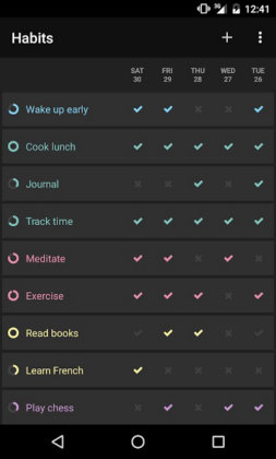 Habit tracking apps 07