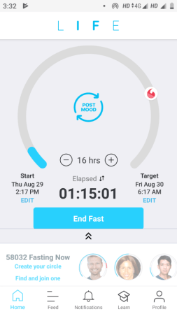 Intermittent fasting apps 13