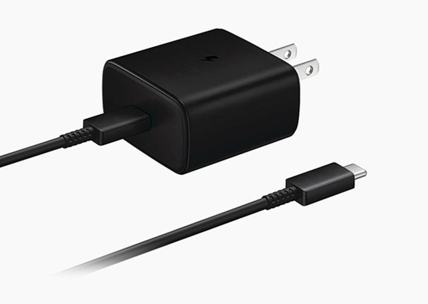 Note 10 45W fast charger