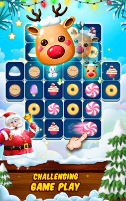Christmas Candy World-1