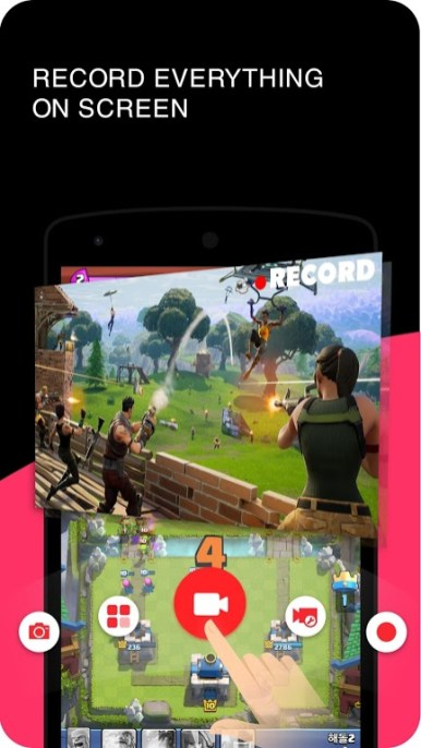 Screen Recorder With Facecam & Screenshot Capture-1