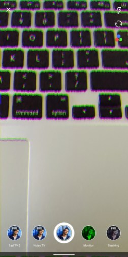 Video editor - glitch video effects - 10