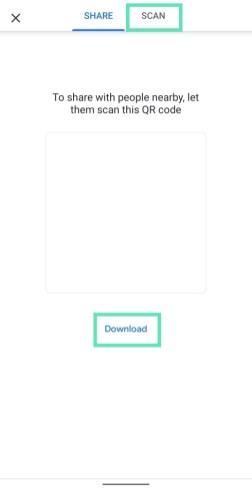 Chrome Sharing menu-2-b