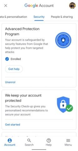 Google Advanced Protection-21